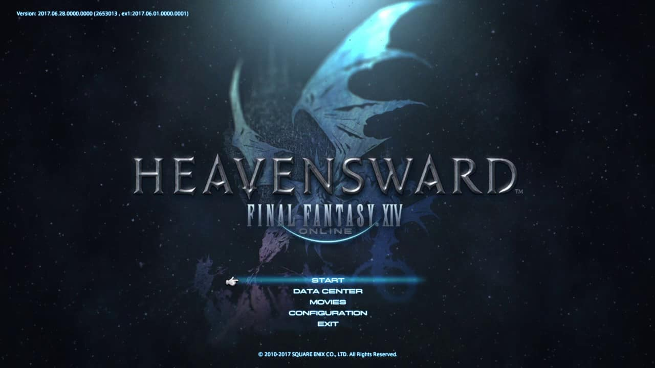 Best Video Game Title Screens Features Viewport