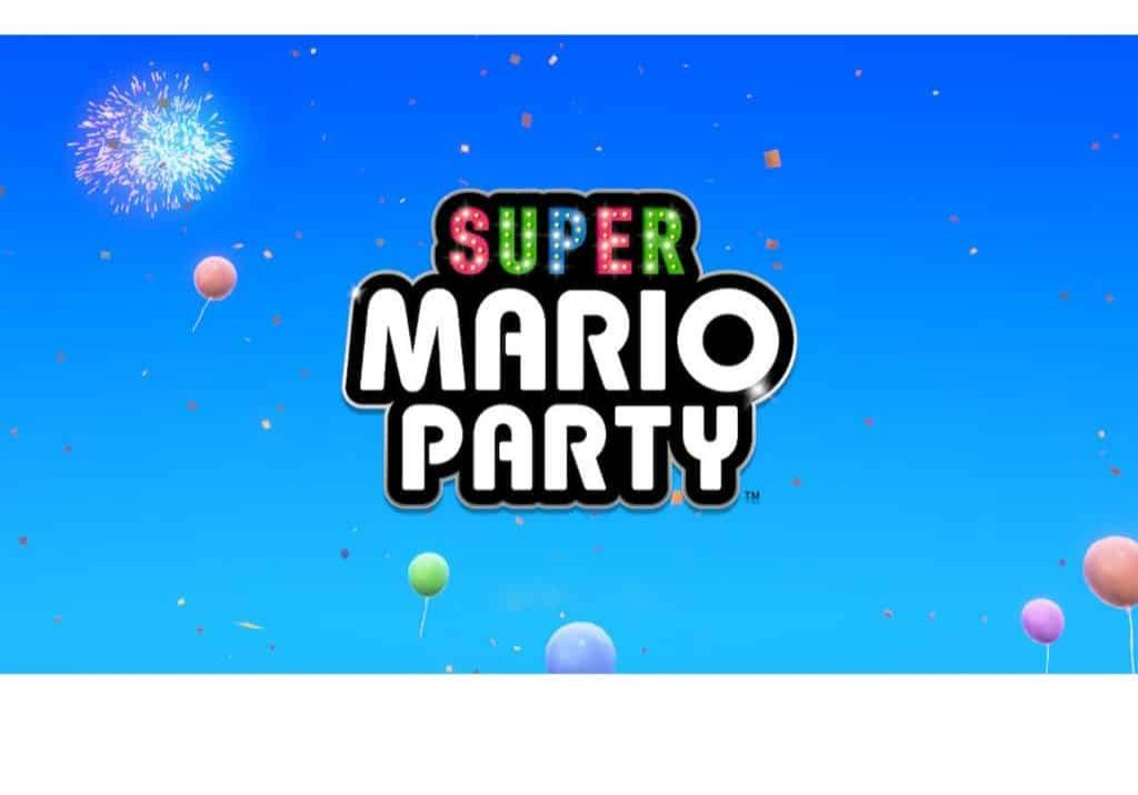 Super Mario Party Card Image